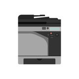 Color copier Royalty Free Stock Photography