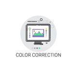 Color Correction Camera Film Production Industry Icon Royalty Free Stock Image