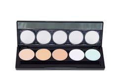 Color correction makeup Royalty Free Stock Photos