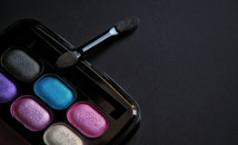 Color cosmetic Royalty Free Stock Image