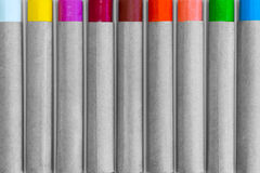 Color crayon Royalty Free Stock Photo