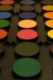 Color de agua Foto de archivo libre de regalías