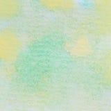 Color de agua Imagenes de archivo