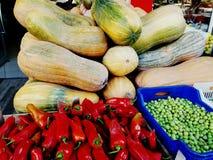 Color de comida Foto de archivo