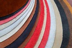 Color de cuero foto de archivo libre de regalías