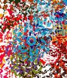 Color de fondo abstracto Foto de archivo