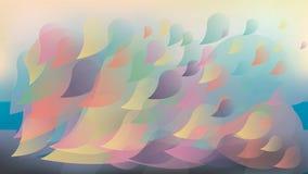 Color de fondo de multicolor Imagenes de archivo