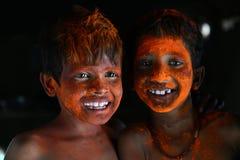 Color de la amistad fotos de archivo libres de regalías