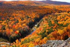 Color de la caída Fotos de archivo