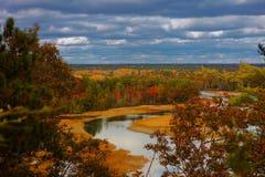 Color de la caída Imagen de archivo libre de regalías