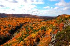 Color de la caída Fotos de archivo libres de regalías