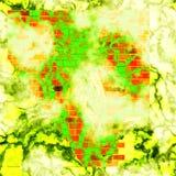 Color de la pared Imagenes de archivo