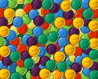 Color de la pintura Fotografía de archivo libre de regalías