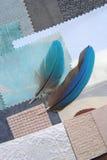 Color de la selección para el color interior Imagenes de archivo