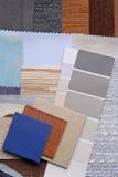 Color de la selección para el color interior Fotos de archivo libres de regalías