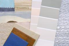 Color de la selección para el interior Imagen de archivo libre de regalías