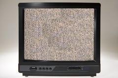 Color de la TV Imagen de archivo