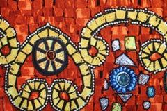 Color de las materias textiles Fotos de archivo