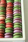 Color de Macarons Foto de archivo