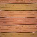 Color de madera de Brown de la textura ilustración del vector