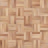 Color de madera inconsútil de la arena del ajedrez de la textura del entarimado Foto de archivo