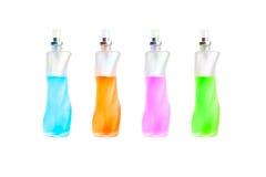 Color de Perfum Fotos de archivo libres de regalías
