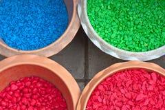 Color de piedra Foto de archivo libre de regalías