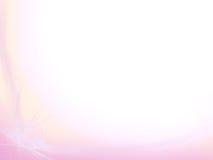 Color de rosa abstracto de la nota de la composición Foto de archivo