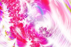 Color de rosa floral Foto de archivo