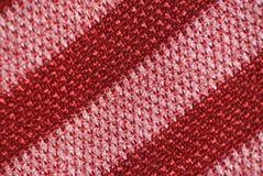 Color de rosa rojo de la textura del paño Fotografía de archivo libre de regalías