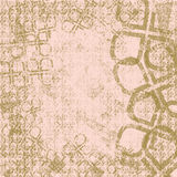 Color de rosa y fondo o papel pintado de Brown Imagen de archivo libre de regalías