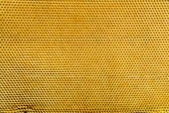 Color del amarillo de Hoheycomb para el thone Imagenes de archivo