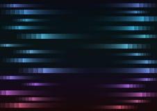 Color del arco iris del fondo abstracto de la velocidad del pixel Fotografía de archivo libre de regalías