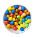Color 1 del caramelo Fotos de archivo
