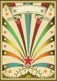 Color del circo Foto de archivo