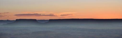 Color del desierto Imagen de archivo libre de regalías