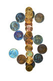 Color del dinero 2 Fotografía de archivo