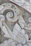 Color del gris del ofStucco de la textura Imagenes de archivo