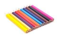 Color del lápiz Imagen de archivo