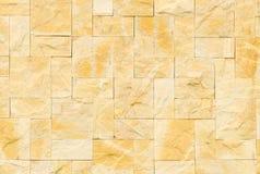 Color del modelo de la pared de piedra real decorativa del diseño moderno del estilo Imagenes de archivo