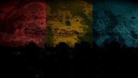 Color del mundo foto de archivo