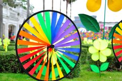 Color del viento Imágenes de archivo libres de regalías