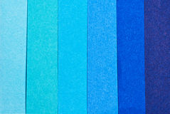 color depth blue paper color royalty free stock photography