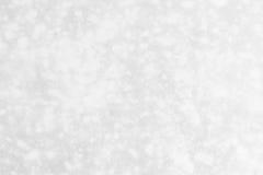 Color desnudo pulido del blanco de la textura del muro de cemento Fotografía de archivo
