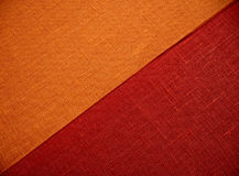 Color diagonal textile, background closeup, Royalty Free Stock Photos
