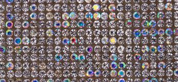 color diamond texture Royalty Free Stock Image