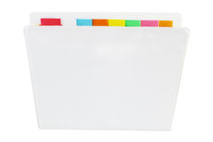 Color Dividers Stock Photos