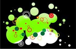 Color dots Royalty Free Stock Photos