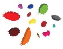 Color dots Stock Photos