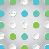 Color dots background Royalty Free Stock Photo